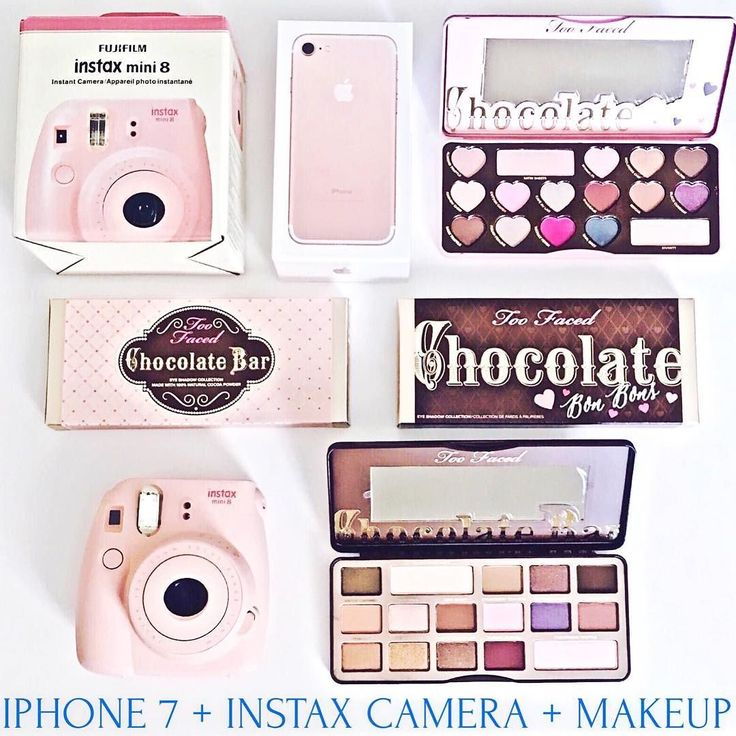 WORLDWIDE GIFT!  I've teamed up with my favorite youtubers and bloggers to give one lucky follower a Brand New iPhone 7 a Instax Camera and Too Faced Makeup!  To Enter To Win:  1FOLLOW ME  2LIKE this picture  3GO TO @citygirlgonemom  4REPEAT steps 1-3 on every account until you come back to me or the account you started with and COMMENT saying I've entered to win!!   5If you want a DOUBLE chance at winning TAG some real friends who would like this giveaway on the comments below and LIKE the…
