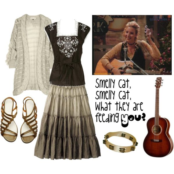 Tribute To Phoebe Buffay Friends Outfits Phoebe