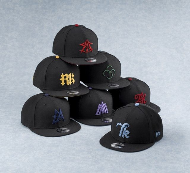 """NEW ERA Releases """"Kuroko's Basketball"""" Collaboration Caps Inspired by Seven Characters"""