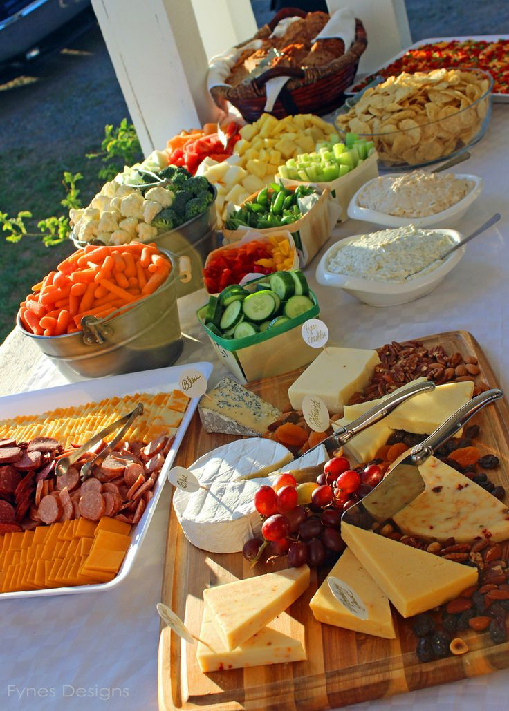 25  best ideas about catering display on pinterest