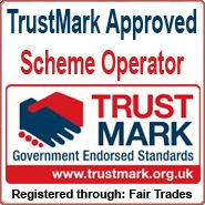 TrustMark landscapers have been vetted and inspected and work to Government Endorsed Standards that include health and safety, customer service, trading practises and technical skills.
