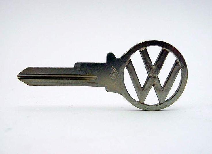 VW T1 Bulli Bus Samba 1964-66 * SCHLÜSSELROHLING / key blank - Profil T