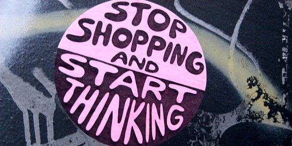 David Suzuki: Stop Buying So Much Stuff