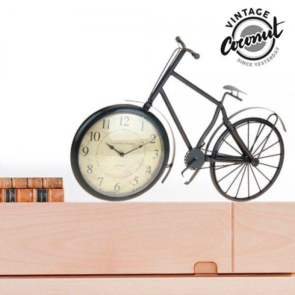 El mejor precio en Hogar 2017 en tu tienda favorita https://www.compraencasa.eu/es/relojes-de-pared-sobremesa/6102-reloj-de-sobremesa-bicicleta.html