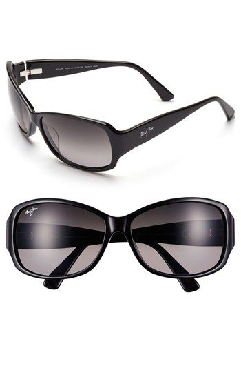 Another pinner says These Maui Jim sunglasses are great for regular wear and for running!