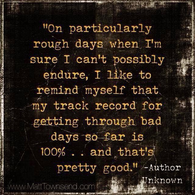 Rough Day At Work Quotes: 17 Best Rough Day Quotes On Pinterest
