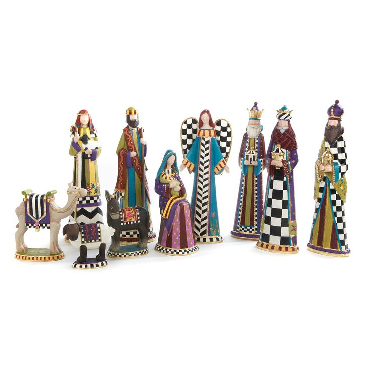 MacKenzie-Childs | Nativity Set