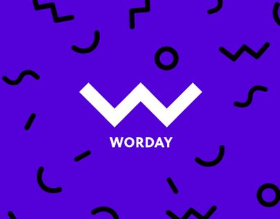 "Check out this @Behance project: ""Worday app"" https://www.behance.net/gallery/23035933/Worday-app"
