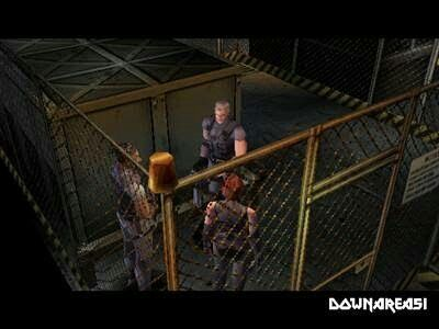 Dino crisis! Scary game 90s