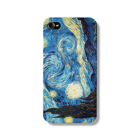Starry Night by Van Gogh.
