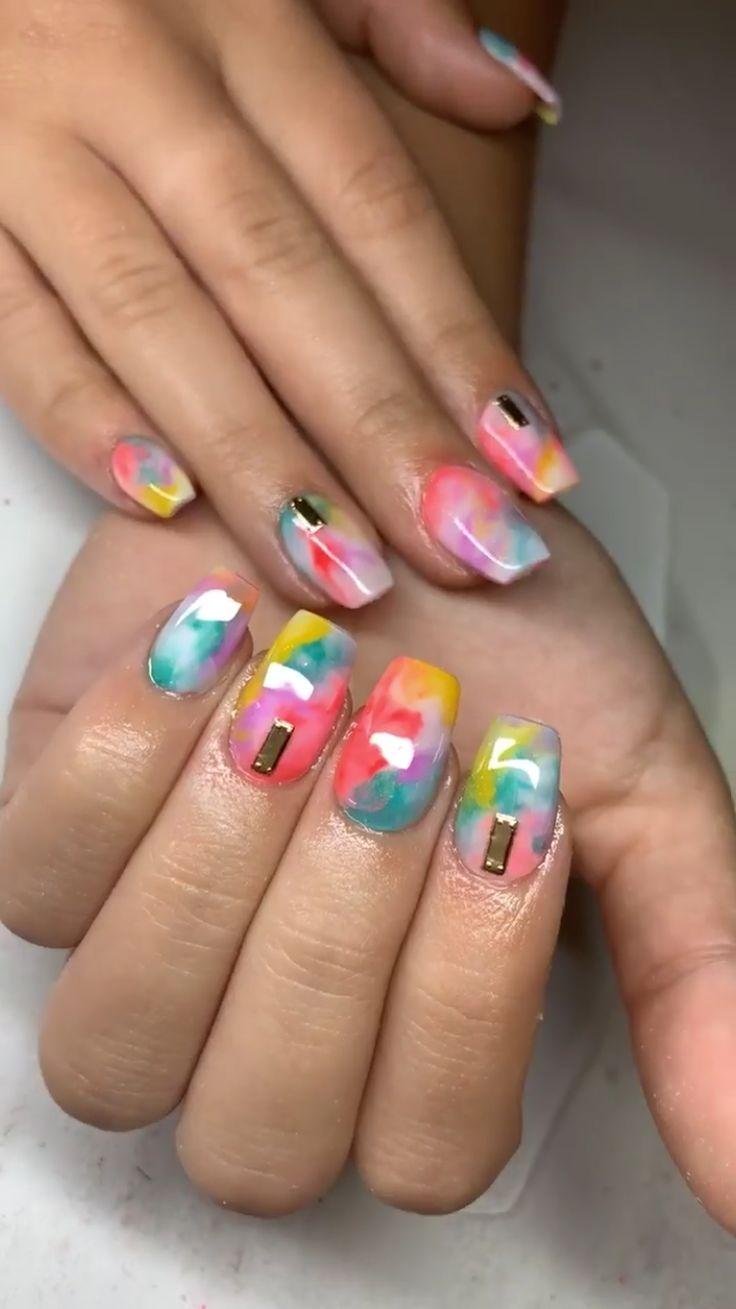 Pin by lana on nails Nails, Painting, Beauty