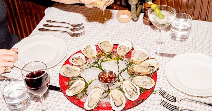 Our New York City oyster expert, Tom Russell-Lynch of The Standard Grill, explains everything we always wanted to know about eating oysters: from the history and health benefits to proper protocol and pairings. Plus, the meaning of life!