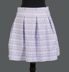 Minty Meets Munt pouf skirt $99 | threads and style