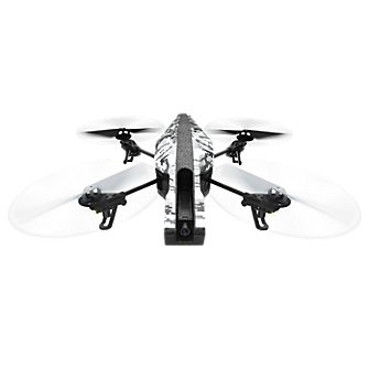 Parrot® AR.Drone 2.0 Elite Edition - Snow Version - Verizon Wireless - this would win his (or her) heart!