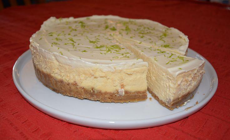Margarita Cheesecake. Find the recipe at www.whatscookingella.com/blog/margarita-cheesecake