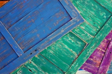 picc: Unique Doors, Fun Colors