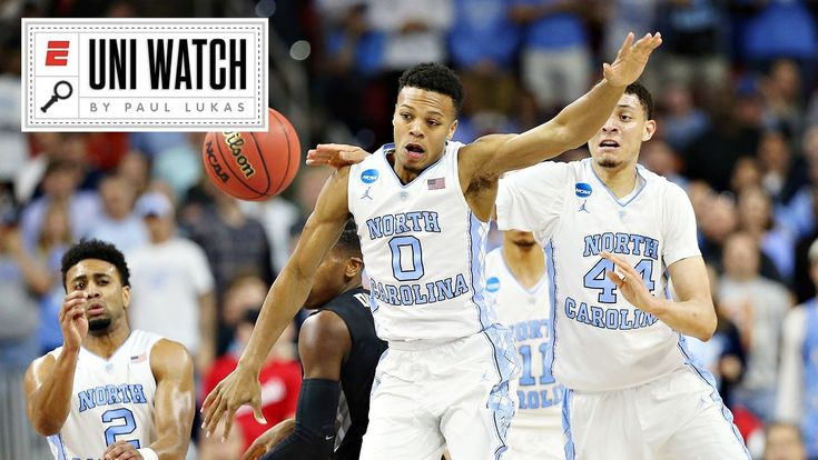 Uni Watch: Ranking the Sweet 16 uniforms, from UNC to A&M