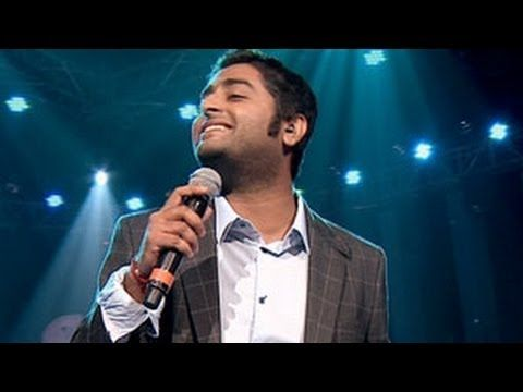 Arijit Singh - Raabta - MTV Unplugged Season 2 - YouTube