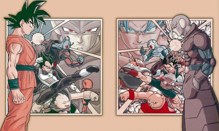 Nueva entrega de la serie roja de Dragon Ball Super en abril