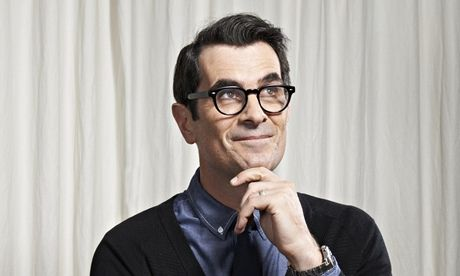 Ty Burrell: 'Before Modern Family I was always the guy who got killed or fired'  | The comedy actor, 46, on waiting for his big break, being a father and kissing lamps