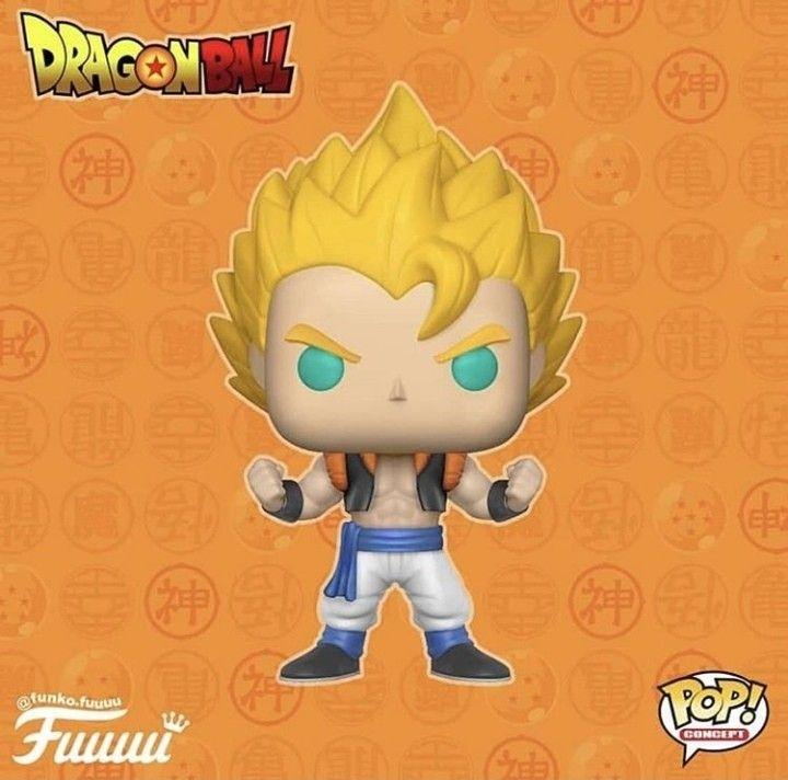 figurine pop dragon ball super gogeta