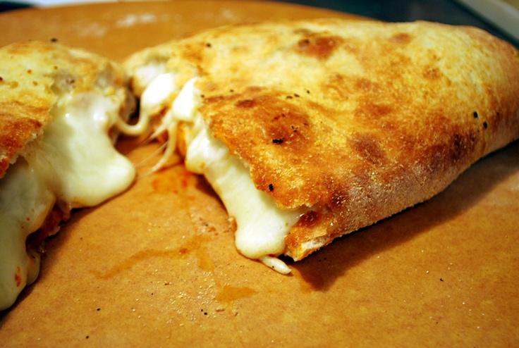 Pepperoni Stromboli | Stromboli and Pepperoni