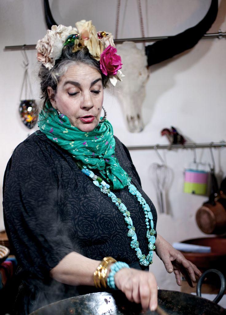 camilla Plum teaching mexican food, Frida style,