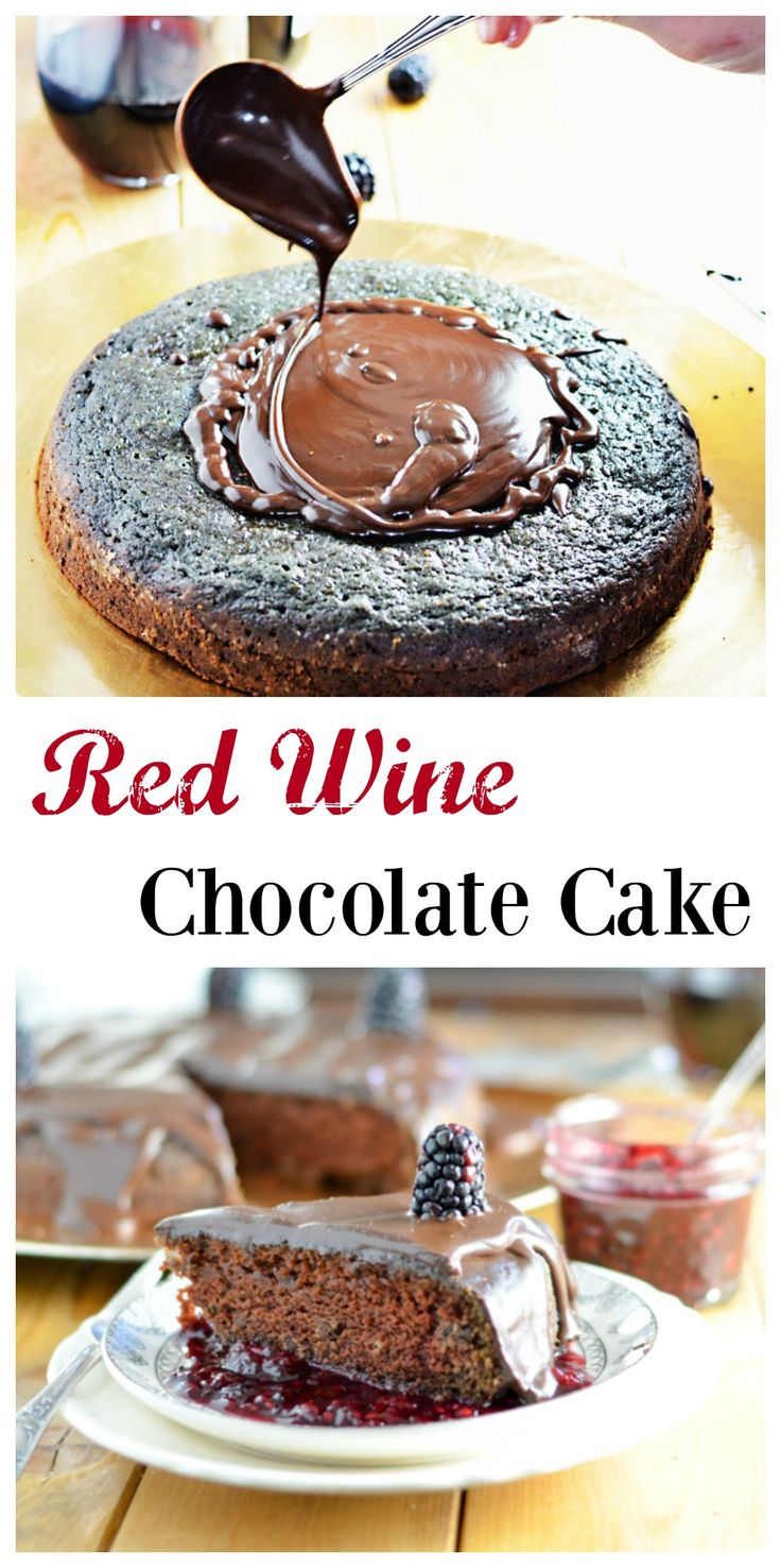 blackberry wine cake wine chocolate cake with blackberry wine sauce and 1896