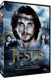 Recension av Jesus med Pernilla August, Christian Bale och David Threlfall