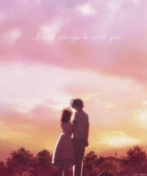 Oh the feels :'( clannad after story