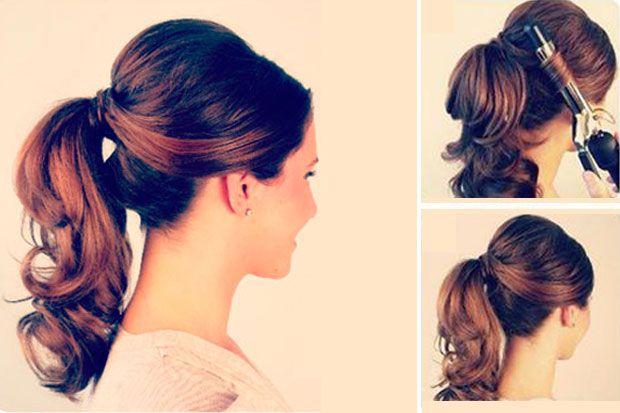 Tres peinados vintage muy fáciles de imitar