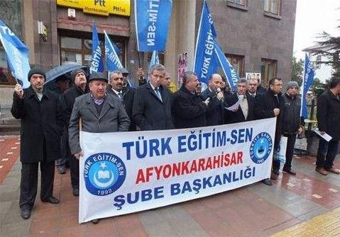 Türk Eğitim-Sen'den Anayasa mahkemesine mektup