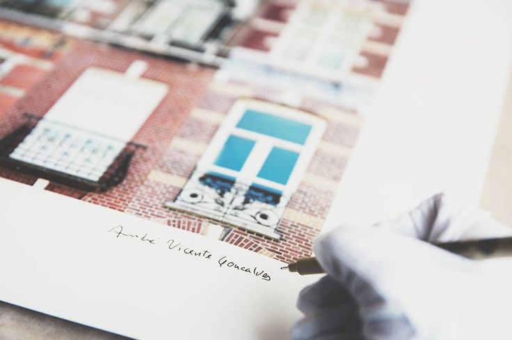 Windows of the World - Amsterdam Limtied Edition Print
