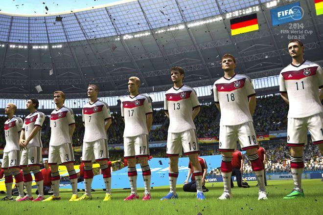 Jogo FIFA 14 prevê q Alemanha vencerá a Copa – ganha do Brasil na final ;-) - Blue Bus