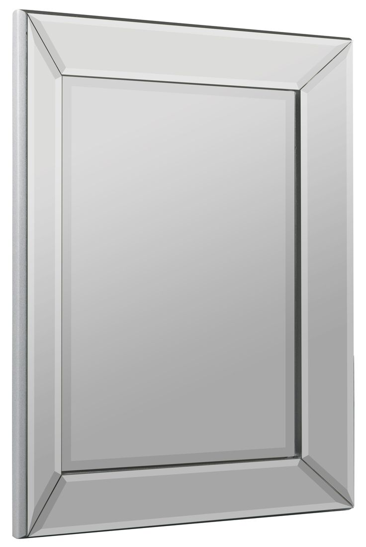Williams sonoma home five panel beveled mirror - Porter Mirror Frameless Mirror Beveled Mirror
