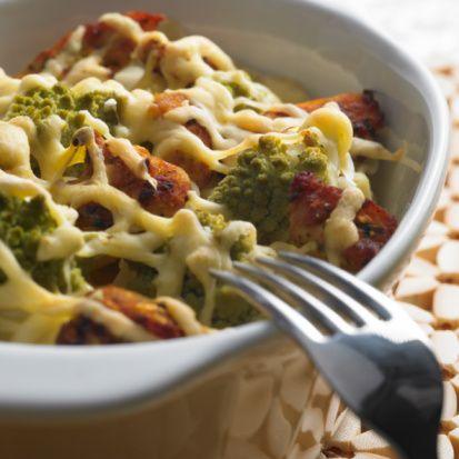 ... baked ziti baked ziti with creamy kale sausage roasted vegetable baked