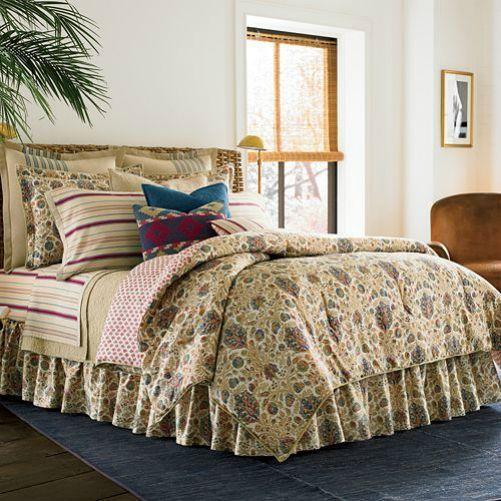 Details about HOME 4 Piece Comforter Set Queen Aqua Floral ...