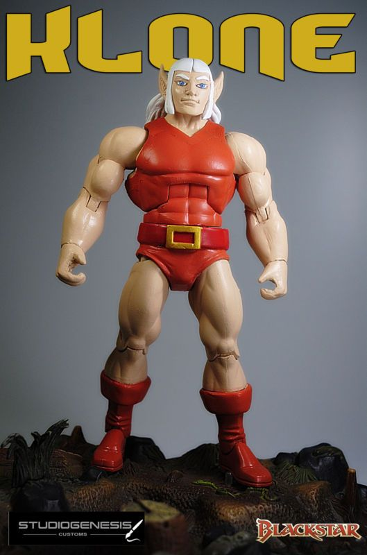 Klone (Masters of the Universe) Custom Action Figure