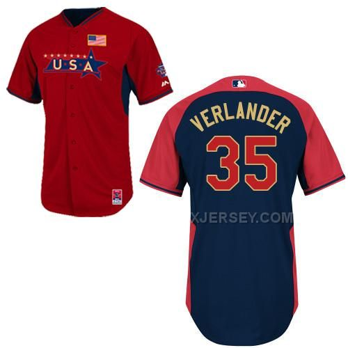 http://www.xjersey.com/usa-35-verlander-red-2014-future-stars-bp-jerseys.html USA 35 VERLANDER RED 2014 FUTURE STARS BP JERSEYS Only 34.06€ , Free Shipping!