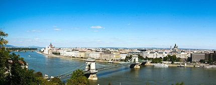 Visit Budapest the Paris of the East, the capital of Hungary.
