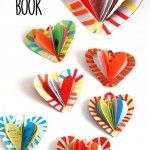 HOW+TO+MAKE+A+PAPER++HEART++BOOK