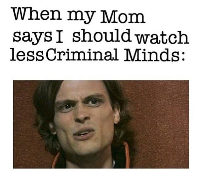 never happens to me... its more like come watch this episode its sooooooooooo good!!!!