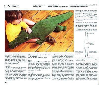Arte e croche: Jacaré e dinossauro de pano - PAP e molde: Sewing Toys, De Apolo, Felt Crafts, Toys Apolo, Sy Leksak