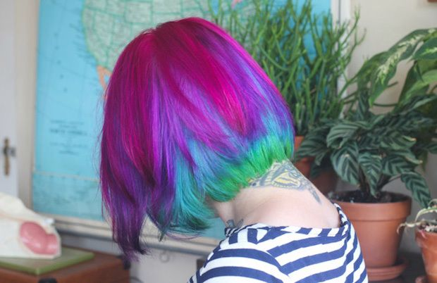 Dye It: 7 Tips for Maintaining a Bold and Bright Unnatural Hair Color