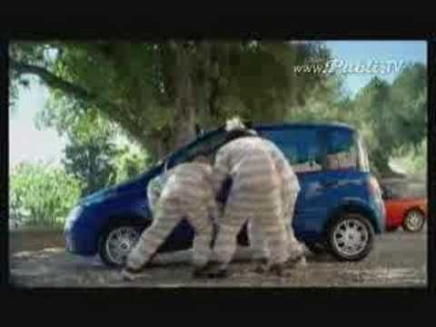 Spot Fiat Multipla - YouTube