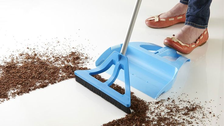 WISP | The Complete Reimagining of the Broom and Dustpan