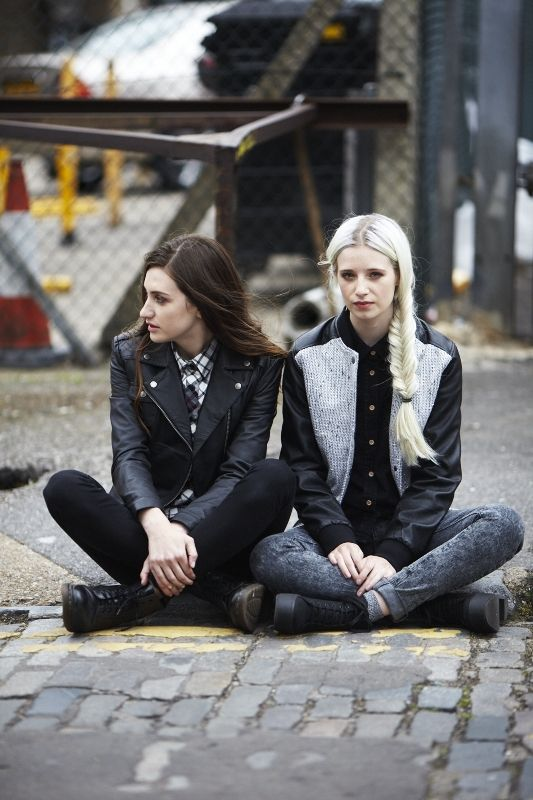 Beautiful Bellfield Ladies! www.bellfieldclothing.com