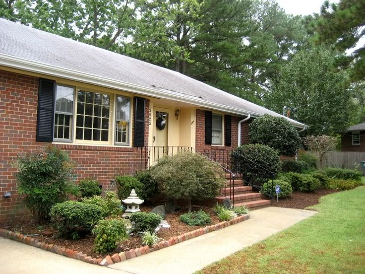 1000 Images About Curb Appeal On Pinterest Second Story