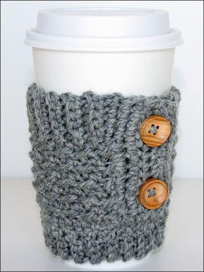 Coffee Cardigan