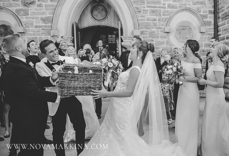 Releasing the Doves! || Wedding Ceremony Photography Inspiration || NovaMarkina Photography || See more of this Liuna Station Wedding here: http://www.novamarkina.com/blog/liuna-station-wedding-photography-k-a